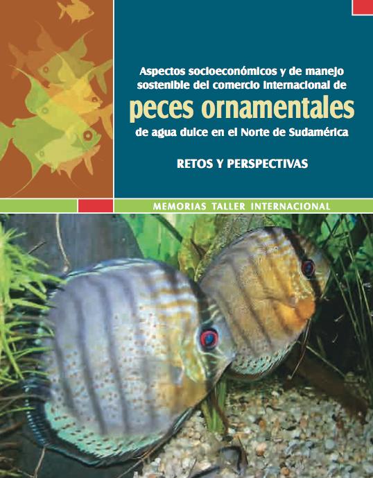 Peces ornamentales en el norte de sudam rica for Acuariofilia peces ornamentales