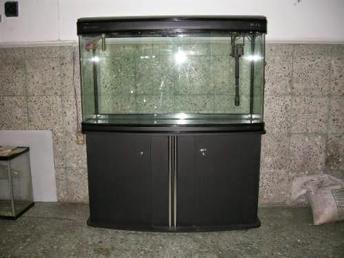 Mi primer acuario marino for Mueble para acuario